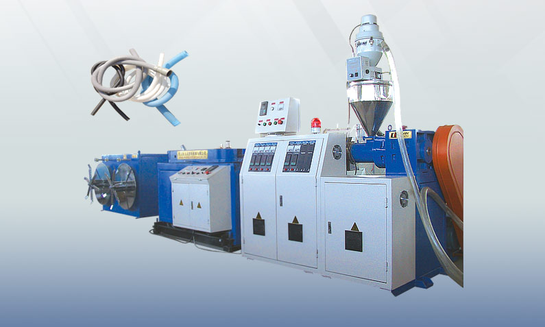 Single Wall Corrugation Pipe Production Line